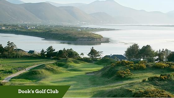 Dook's Golf Club | luxury irish tour operators