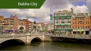 Dublin City | Ireland Driver Guides