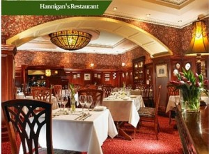 Hannigan;s Restaurant | Private Tours Ireland
