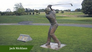 Jack Nicklaus | Golf Transport Ireland