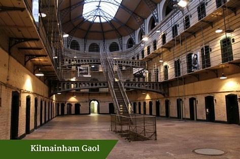 Kilmainham Gaol | Family Tours Ireland