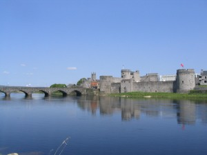 King Johns Castle Limerick | Luxury Tour operator Ireland