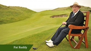 Pat Ruddy |Deluxe Irish golf trips
