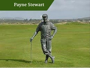 Payne Stewart | Ireland golf transportation