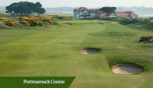 Portmarnuck course | Deluxe Irish golf tours