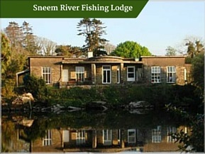 Sneem River Fishing Lodge | luxury Irish tour operators