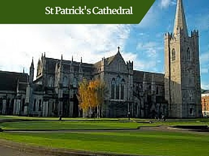 St Patrick's cathedral | Ireland Driver Guides