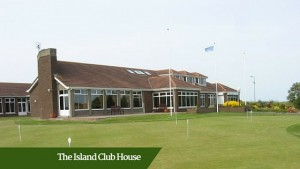 The Island Club house | Private golf tours ireland