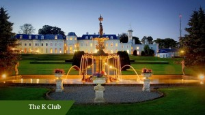 The K Club | Discover Ireland Golf Tour(s)
