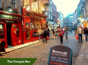 The Temple Bar | Ireland Private Guided Tours