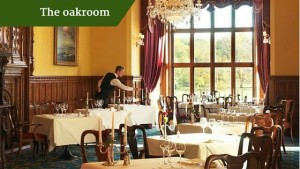 The oakroom | Ireland golf trips