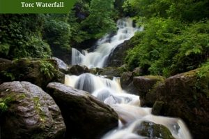 Torc Waterfall | Deluxe Family Friendly Vacations Ireland
