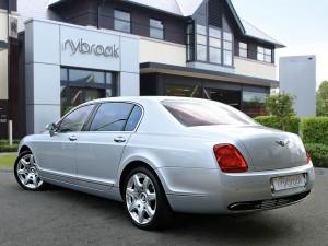 The Flying Spur | Chauffeur wedding Cars Ireland
