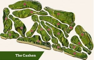 The Cashen | Ireland golf transport