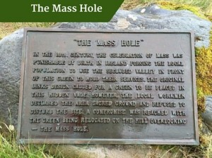The Mass Hole | Discover Ireland Golf Tour(s)