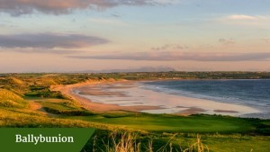 Ballbunion - Golf Tours Ireland