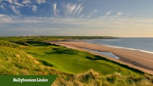 Ballybunion links | Ireland Golf Vacations