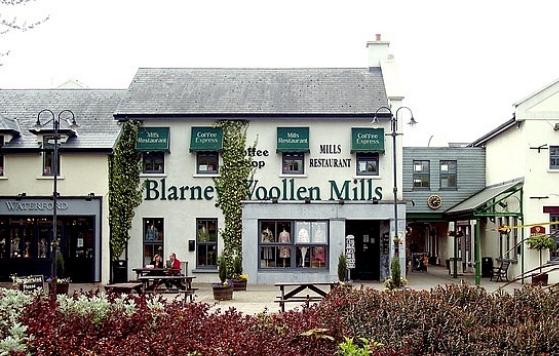 Blarney Woollen Mills | Customized Tours Ireland