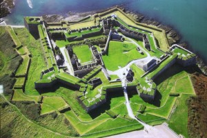 Charles Fort Kinsale | Deluxe Ireland Escorted Tours