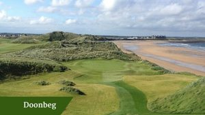 Doonbeg |Luxury golf tours ireland