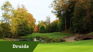 Druids - Deluxe Irish Golf Vacation Packages