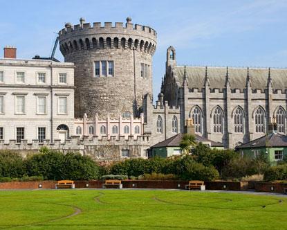 Dublin Castle | Private Tours Ireland
