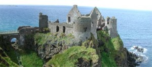 Dunluce Castle | Customized Golf Vacation Ireland