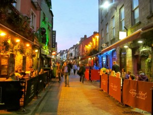 Latin Quarter | Driver Guided Tours Ireland