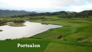 Portsalon - Deluxe Irish Golf Vacations
