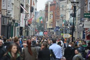 Shopping Dublin | Deluxe Chauffeur Drive Ireland