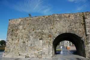 Spanish-Arch-Galway | Private Chauffeur Ireland