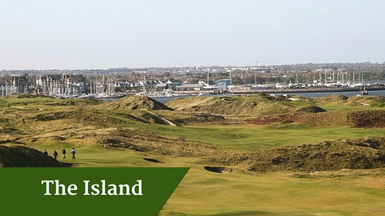 The Island | Deluxe Golf Trips Ireland