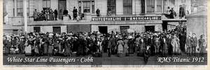 Titanic Passengers | Private Driver Tours of Ireland