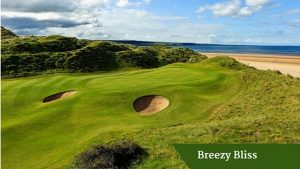 breezy lahinch | Luxury Golf Tour Vacations Ireland