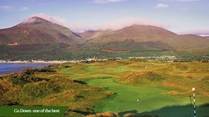 County down golf Club | Deluxe Irish Golf Trips