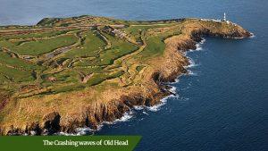 crashing old head | ireland golf trips