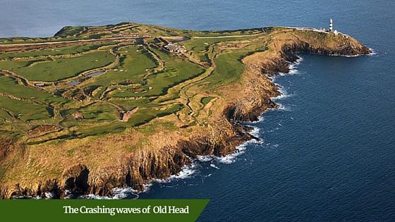 Old head | Ireland luxury golf tours