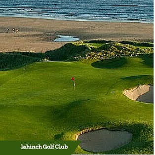 Lahinch Golf Club | Luxury Golf Tour Vacations Ireland