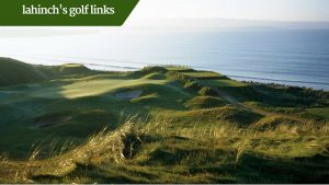 Lahinch golf links | Ireland golf vacations