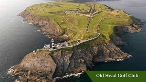 old head golf | private golf tours of Ireland