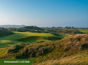 9th Hole Portmarnock | Golf tours Ireland