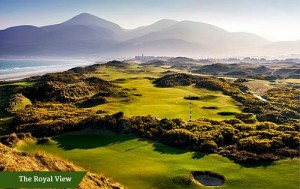 the royal view |Deluxe Golf Vacations Ireland