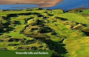waterville hills | ireland golf tours