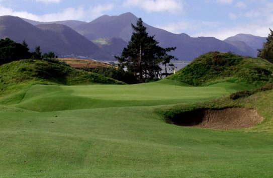 Dooks   Irish golf vacations