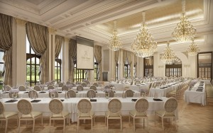 ADARE MANOR BALLROOM CONFERENCE | Private Guided Tours of Ireland