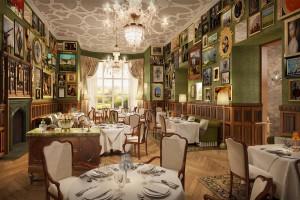 ADARE MANOR DININGROOM | Luxury Family Tours Ireland