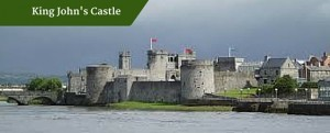 King Johns Castle | Luxury Irish Tour Operators