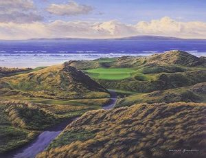 Ballybunion | private golf tours of Ireland
