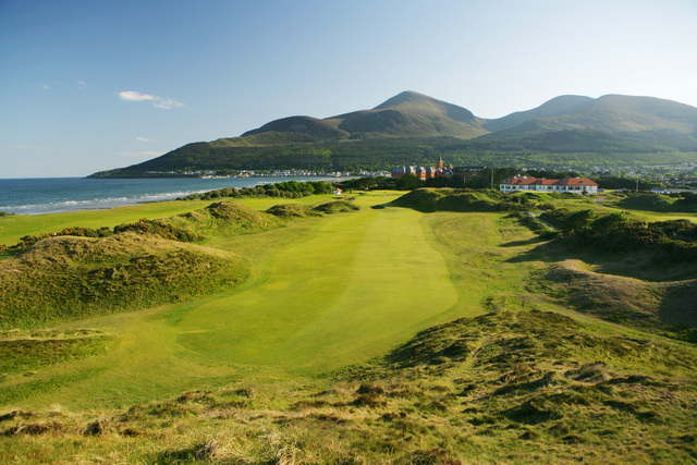 The Royal County Down Golf Course | Luxury Golf Tour Vacations Ireland