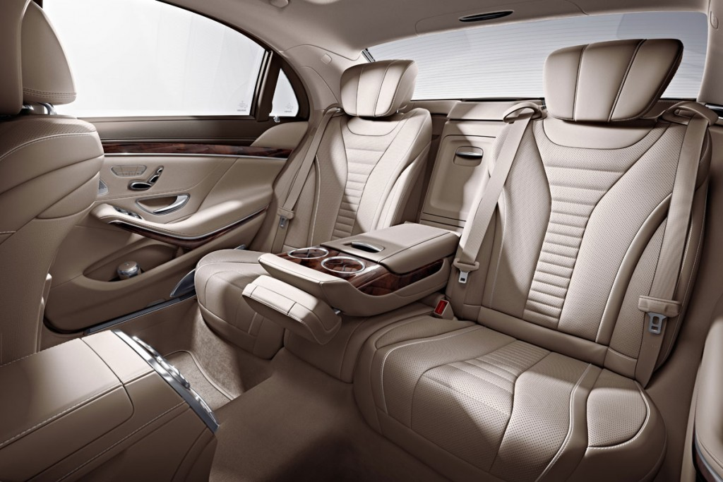 Mercedes S Class   Wedding Car Chauffeur Ireland